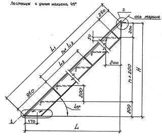 Как сделать лестницу на второй этаж чертежи фото 428