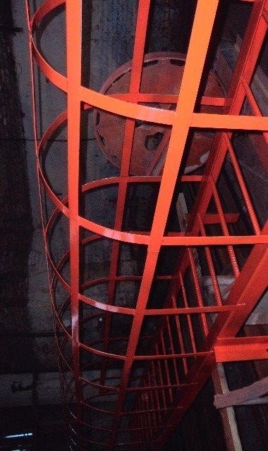 Пожарная безопасность лестничных клеток  ОРБИТАСОЮЗ